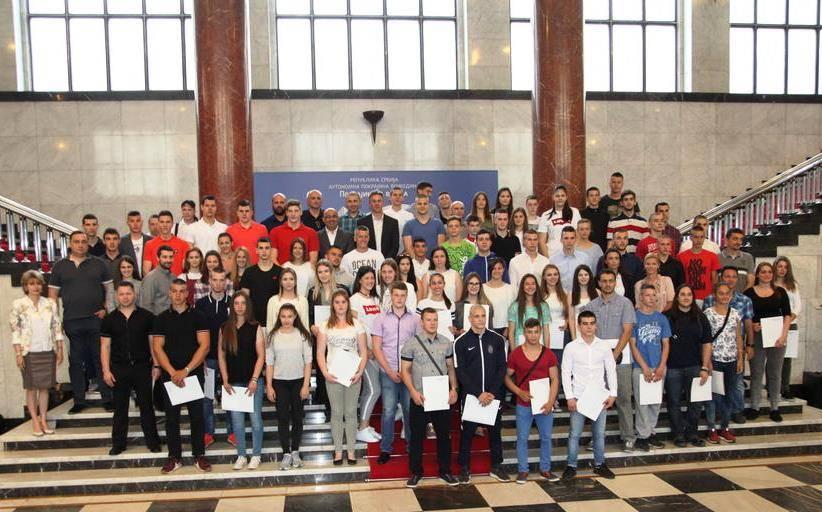 Mladi talenti u golfu podržani od Pokrajinskog sekretarijata za sport 2