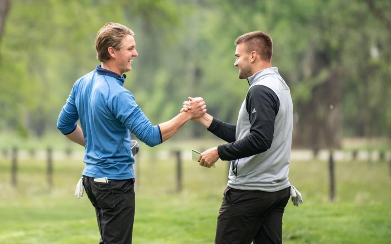 Gudelj i Cvetković na European Amateur Championship 2019 1