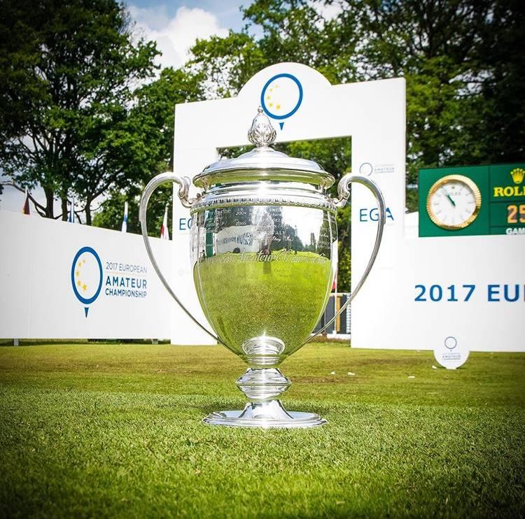 Gudelj i Cvetković na European Amateur Championship 2019 2