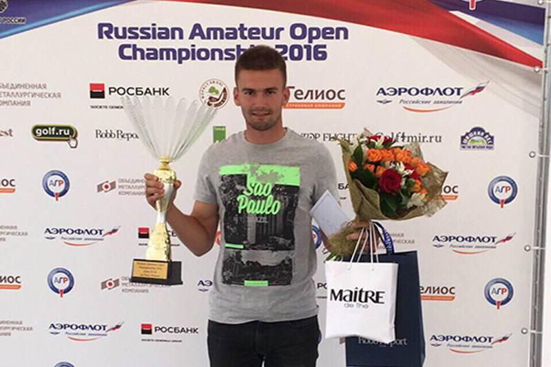 Gudelj osvojio trofej Otvorenog Prvenstva Rusije! 1